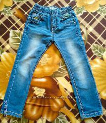 джинсы на рост 110 см