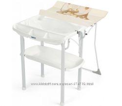 Пеленальный стола с ванночкой Cam Cambio, Aqua Spa, Nuvola