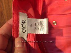Шелковая блузка Cache без нюансов