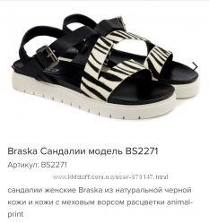 Босоножки сандали Braska