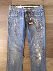 джинсы италия EighthSin  p S-М