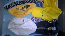 фирменные кепки панама от 1-3 лет