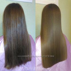 Кератиновое выпрямление и восстановление волос Киев