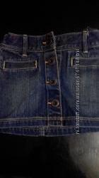 Юбка джинсовая Esprit 98 см новая