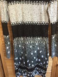 Жіночі теплі плаття, 46розмір