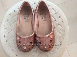 Нарядные туфли -балетки accessorize