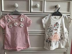 Нарядные красивые футболки