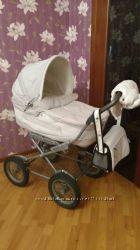Продам коляску &nbspInglesina Vittoria, шасси Ergo Bike