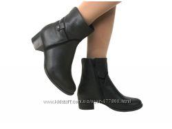 53.  ботинки демисезонные натуральная кожа, к1743