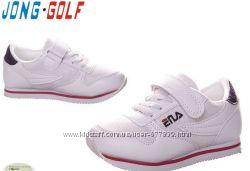 Распродажа Кроссовки в стиле fila тм Jong Golf р. 28-17, 5 см р. 29 - 18, 5