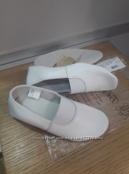 Чешки кожаные для мальчиков и девочек , размер от 20, 5 см до 22, 5 см