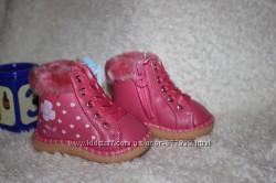 Зимние пинетки ботинки MaiQi от тм Clibee 17 18 19 20
