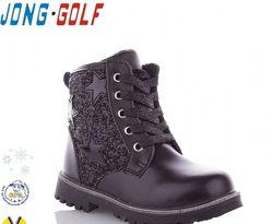 Новинка зимние ботинки для девочки рр. 22 23 24 25 26 27 фирмы jong golf