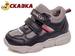 Демисезонные ботинки бренда сказка рр. 22 23 24 25 26