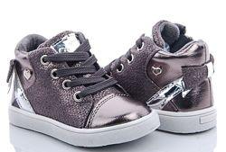 Демисезонные ботинки для девочки бренда с. луч рр. 21 22 23 24