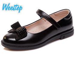 Нарядные туфли для девочки weestep польша р.33 - 21,5 см р.35 - 23 см