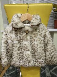 Курточки для девочки деми