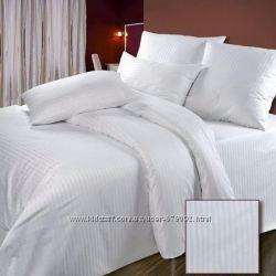 Шикарное постельное белье из страйп-сатина