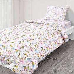 Сказочные единороги - детское постельное белье для девочек