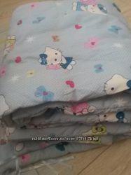 Защита на детскую кровать