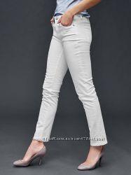 Белые брюки Gap. 24р