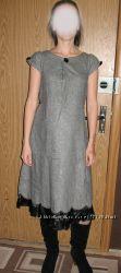 Шикарное платье  трансформер для беременной
