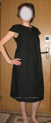 Стильное платье для беременной
