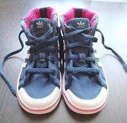 Высокие кеды Adidas Nizza