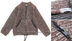 кофта теплая пуловер, свитер  шерстяной новый86-134р