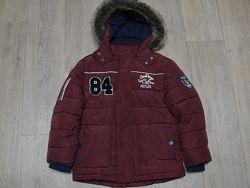 Теплая Куртка George - 116 см. 6 - лет. Еврозима.