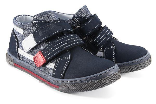 29 р ботинки кожаные Renbut для мальчика