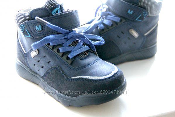 ботинки демисезонные тм clibee для мальчиков