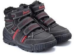 зимние ботинки american club для мальчика