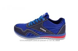 Кроссовки SAV 50 Cross Fit 9731 Blue Jeans