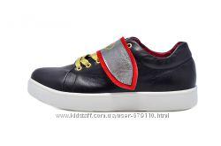 Кроссовки женские Ando&Borteggi Prada 154 Black Red