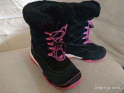 Зимние ботиночки из США Jambu Kids, размер 12 US 18 см