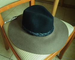 шляпа Zara шерсть 58  и 57