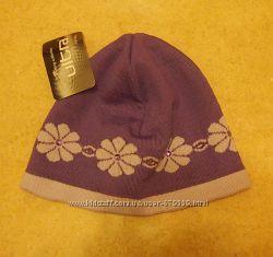 шапка Ultra полушерсть, стразы