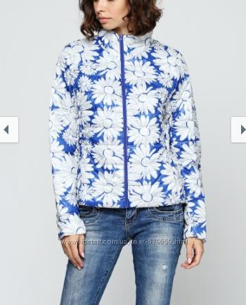 куртки Desigual 40 М  ромашки осень-весна-лето