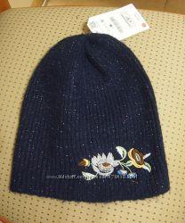 шапка Zara M и  L  акрил люрекс