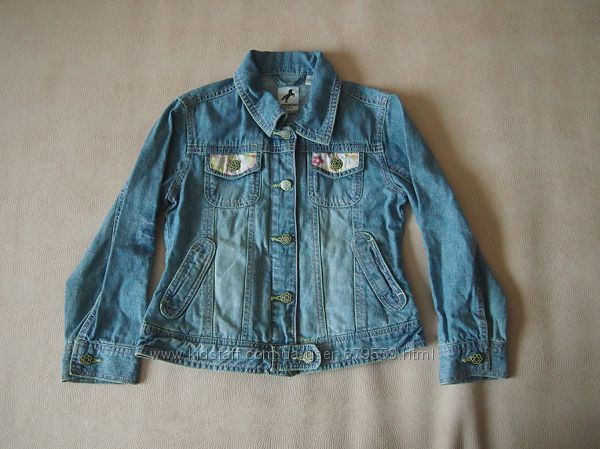 куртка C&A 110 джинс