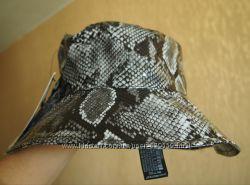 Шляпа Zara 56 принт винил