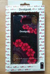 Чехол Desigual для Samsung 6 цветы
