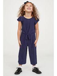 Шикарный плессированный комбинезон H&M на 5-6 лет