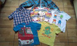 АКЦИЯ Комплект стильной брендовой одежды на мальчика 1, 5- 2 годика р 92-98