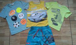 ВНИМАНИЕ Акция Пакет фирменной одежды на мальчика 5-6 лет р 110 7 единиц