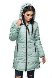 Классическая зимняя куртка с капюшоном, рр. 44-52