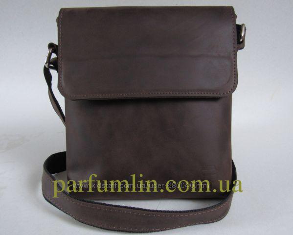 Мужская сумка натуральная кожа натуральна шкіра ручная работа арт-1192
