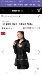 Reebok куртка женская