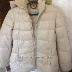 Зимнее пальто от Benetton